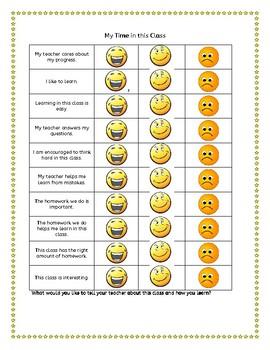 Student Evaluation of Teachers