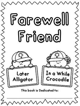 Student Farewell Book