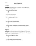 Student Feedback Form
