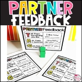 Student Feedback Posters and Forms