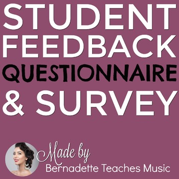 Student Feedback Survey