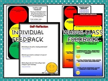 Student Feedback and Self-Reflection Digital Resource