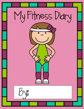 Student Fitness Diary