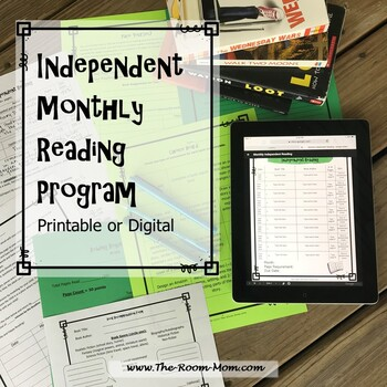 Student Independent Reading Requirement