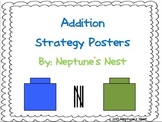 Student Friendly Addition Strategy Posters
