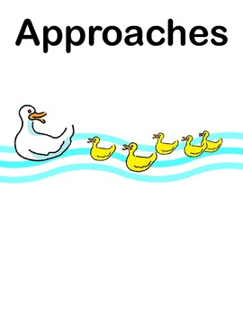 Student Friendly Common Core State Standards Progress Posters Duck