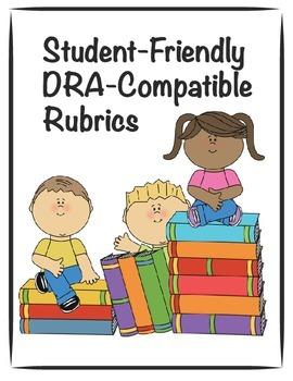 Student-Friendly DRA-Compatible  Scorecards