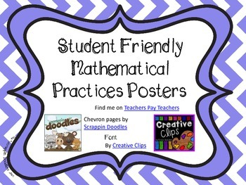 Student Friendly Mathematical Practices in Chevron