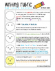 Student Friendly Narrative Writing Rubric