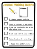 Student Friendly Rubrics for Literacy Center Work