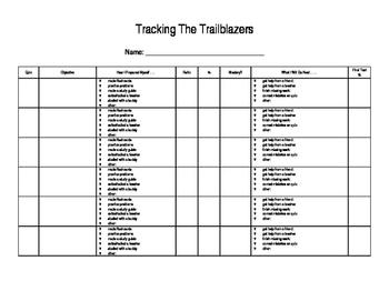 Student-Friendly Tracker