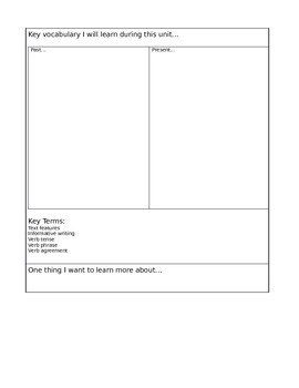 Student Friendly Unit Plan: Lois Ruby: Steal Away Home