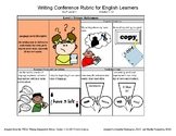 Student-Friendly WIDA Interpretive Writing Rubric -print-friendly