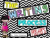 Student Friendly-Writing Process Poster Set
