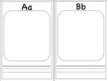 Student Generated Alphabet