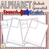 Student Generated Alphabet (Templates)