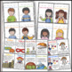Student Genre and Text Features Mini Flip Books & Classroo