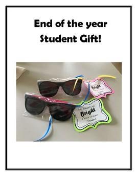 Student Gift - Sunglasses