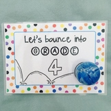 Student Gift Tags Bouncy Ball