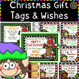 Holiday & Christmas Gift Tags Editable