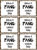 Student Gift Tags Growing Bundle-20 Gift Tags and Ideas for Each Month of School
