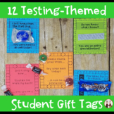 Student Gift Tags for Testing