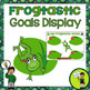 Student Goal Display BUNDLE! Editable - Sport, Frog AND Ba