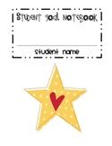 Student Goal Notebook V2