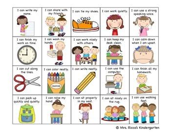 original 1232074 3 - Goals For Kindergarten Teachers