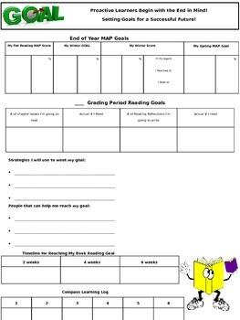 Student Goal Setting Document