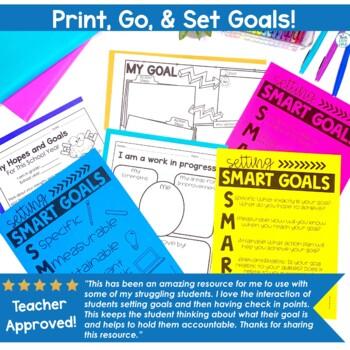 Student SMART Goal Setting