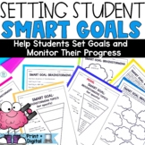SMART Goal Setting Templates and Posters