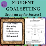 Student Goal Setting for Success