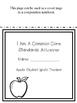 Student Goal Tracker Common Core Standards Apple Theme 1st Grade