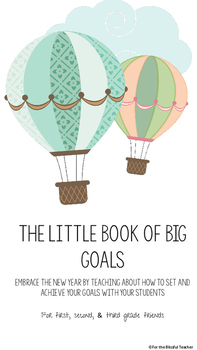 The Little Book of BIG Goals
