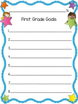 Student Goals - FREEBIE!