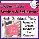 Goal Setting & Reflection for Students, Growth Mindset