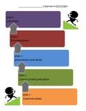 Student Goals Stairway to Success!!