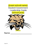 Student Government Leadership Handbook