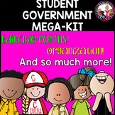 Student Government Association- Mega Product! For Grades K-5
