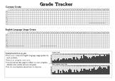 Student Grade Tracker for English Language Essays ESL