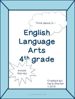 Graphic Organizers: Language Arts