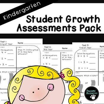 Student Growth Assessments (Kindergarten)