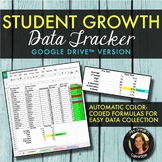 Student Growth Data Tracker - Google Drive