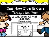 Student Growth Journal {Narrative Writing}