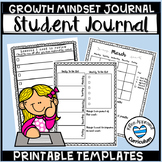 Journal Student Planner Pages Progress Tracker