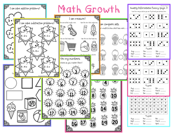 Student Growth Notebook