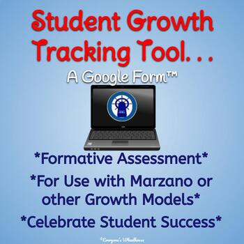 Student Growth Tracking Tool. . .Google Form