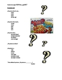 Student Guide for Playing Guess Who in Spanish (¿Adivina quién?)