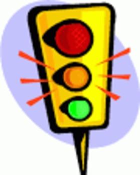 Student Handout for Traffic Light Integer Lesson